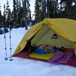 Strathcona Park Camp
